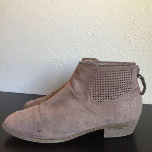 Justice Booties size 9